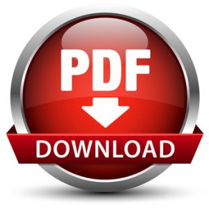PDF Download Button Arrow down